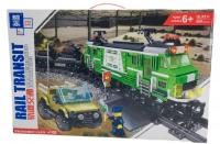 Конструктор. Rail Transit (890дет) QL0311