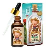 ELIZAVECCA. Farmer Piggy Argan Oil 100% - Универсальное аргановое масло. 30мл
