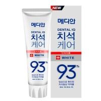 Amore Pacific. Median Dental IQ 93% White - Отбеливающая зубная паста с цеолитом