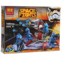 Конструктор. Star Wars (Звездные войны) (106+дет) 10366 / 10367