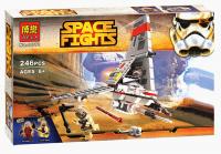 Конструктор. Star Wars (Звездные войны) (246дет) 10372 Скайхоппер Т-16