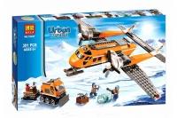 Конструктор. Urban (391дет) 10441 Арктический транспортный самолет