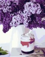 HS 1071 Cирень и йогурт