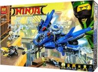 Конструктор. Ninja (912дет) 10721