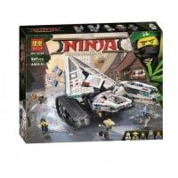 Конструктор. Ninja (947дет) 10726