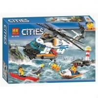 Конструктор. Cities (439дет) 10754