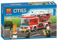 Конструктор. Cities (225+дет) 10828