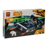 Конструктор. Star Wars (Звездные войны) (356дет) 10897 Скоростной спидер Хана Соло