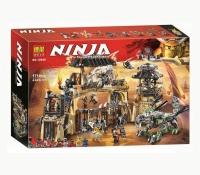 Конструктор. Ninja (1723дет) 10940