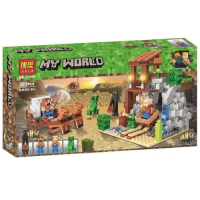 Конструктор. Майнкрафт (Minecraft) (303дет) 11137