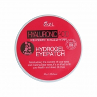 Ekel. Hydrogel Eye Patch Hyaluronic Acid - Гидрогелевые Патчи с гиалуроновой кислотой