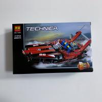 Конструктор. Technica (171дет) 11296 Моторная лодка