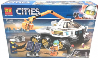 Конструктор. Cities (214дет) 11383