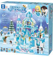 Конструктор. Холодное сердце (Frozen) (801дет) QL 1143