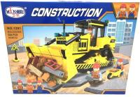 Конструктор. Traktor (624дет) 1291