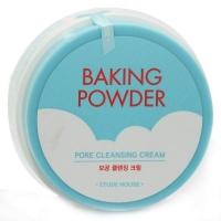 Etude House. BAKING POWDER Pore Cleansing Cream - Крем с содой для снятия макияжа и очищения пор