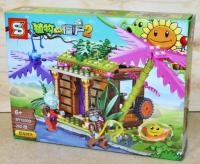 Конструктор. Зомби против растений (Plants vs Zombies) SY 1530 D