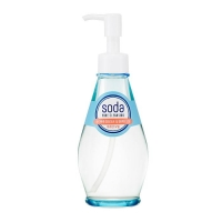 Holika. Soda Tok Tok Clean Pore Deep Cleansing Oil - Гидрофильное очищающее масло