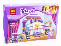 Конструктор. Friends (198дет) 10155 Сцена