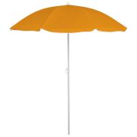 Зонт пляжный «Классика», d=180 cм, h=195 см, цвета МИКС 119128