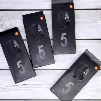 Смарт браслет Xiaomi Mi Band 5