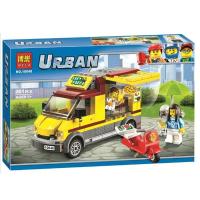 Конструктор. Urban (261дет) 10648 Фургон-пиццерия