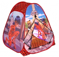 "Игровая палатка ""Леди Баг"" 81х91х81см в сумке"