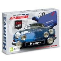 "Sega - Dendy ""Hamy 4"" 350in1 Gran Turismo Blue"