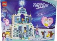 Конструктор. Холодное сердце (Frozen) (708дет) 20056 Ледяной замок Эльзы