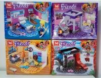 Конструктор. Friends (72+дет) TM 2014