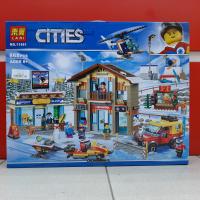 Конструктор. Cities (868дет) 11451 Горнолыжный курорт