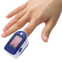 Пульсоксиметр цифровой на палец Fingertip