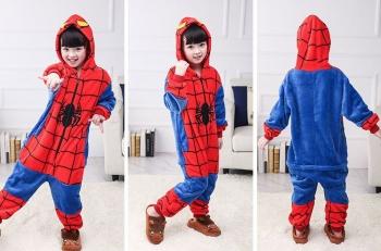 Кигуруми. Человек паук. 120см