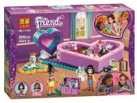 Конструктор. Friends (205дет) 11199 Большая шкатулка дружбы