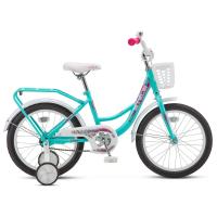 "Велосипед 16"" Stels Flyte Lady, Z011, цвет бирюзовый 4919586"