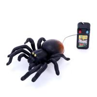 Животное «Паук», на дистанционном управлении, работает от батареек, цвета МИКС 867435