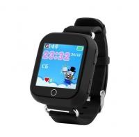 Детские часы с GPS Smart Baby Watch Q100 (черные)
