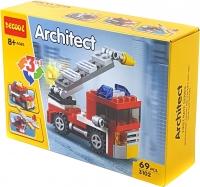 Конструктор. Architect (69дет) 3102 3в1