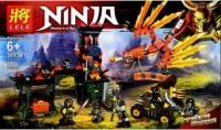 Конструктор. Ninja (593дет) 31138