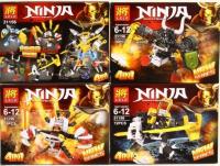 Конструктор. Ninja (70+дет) 31156