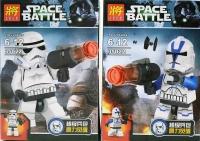 Конструктор. Star Wars (Звездные войны) 35022 Штурмовик