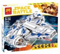 Конструктор. Star Wars (Звездные войны) (1490дет) 35029 Сокол Тысячелетия