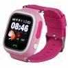 Детские часы с GPS Smart Baby Watch Q90 (G72) (розовые)