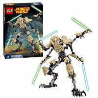 Конструктор. Star Wars (Звездные войны) (189дет) 714 Генерал Гривус