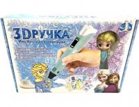 """3D Ручка """"Холодное сердце"""" с дисплеем"""