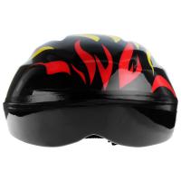Шлем защитный детский OT-H6, размер S (52-54 см), цвет чёрный 488591