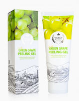 3W Clinic. Lovely Green Grape Peeling Gel - Пилинг-гель с ароматом зеленого винограда, 100мл