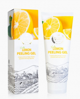 3W Clinic. Lovely Lemon Peeling Gel - Пилинг-гель с ароматом лимона, 100мл