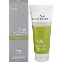 3W Clinic. Snail Foam Cleansing. Очищающая пенка для лица с фильтратом улиточного муцина , 100 мл