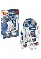 Конструктор. Star Wars (Звездные войны) (2137дет) 35009 Робот R2-D2
